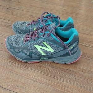 New Balance Goretex Trail Running Shoes